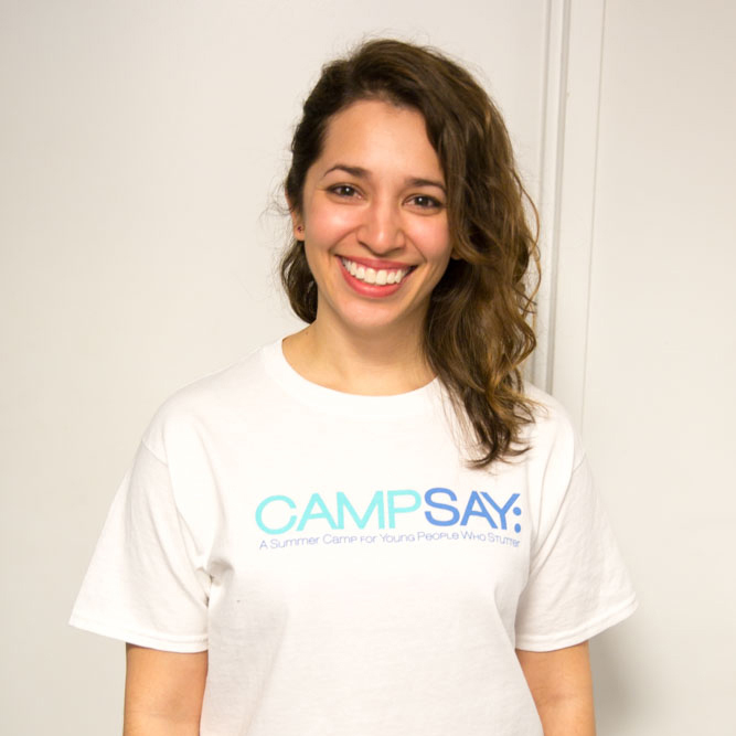 Camp Associate, Melissa Castillo