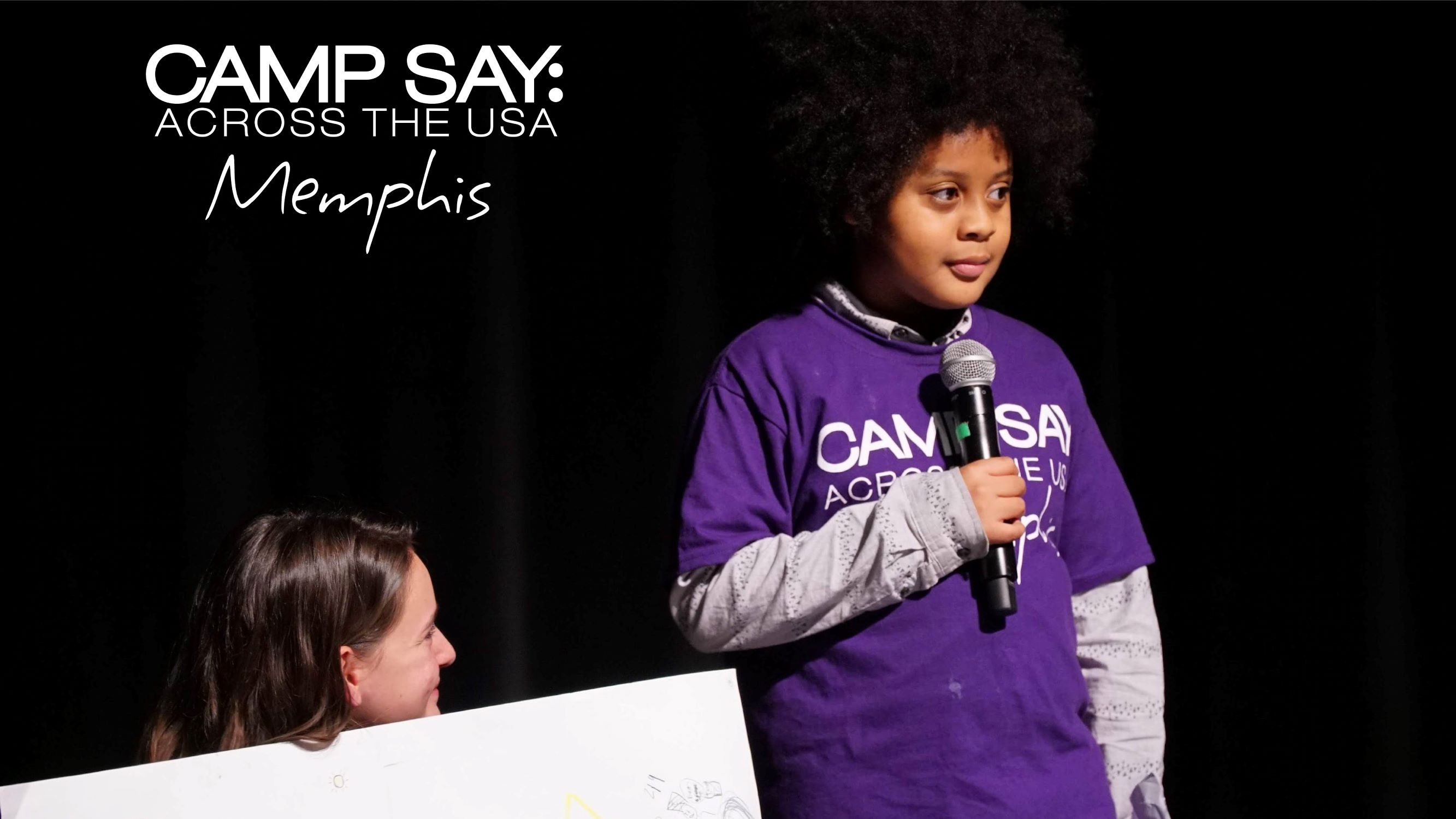 Camp SAY Across the USA: Memphis